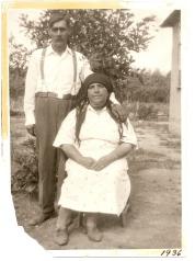 Nykola Strumbicky and Aksana (Shmigelsky) Strumbicky, Vita, 1936