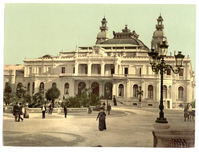 Monte Carlo Casino 1900-1910, Library of Congress