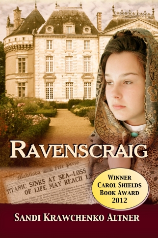Ravenscraig cover