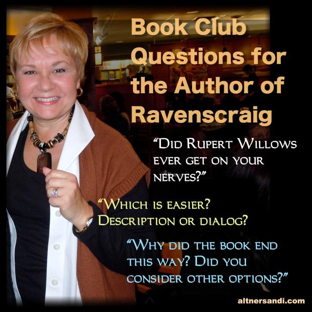 Book Club questions